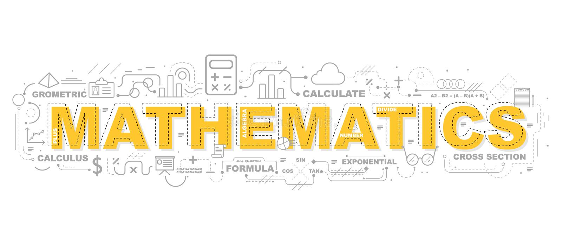 数学的创造性的例证与线象的 皇族释放例证