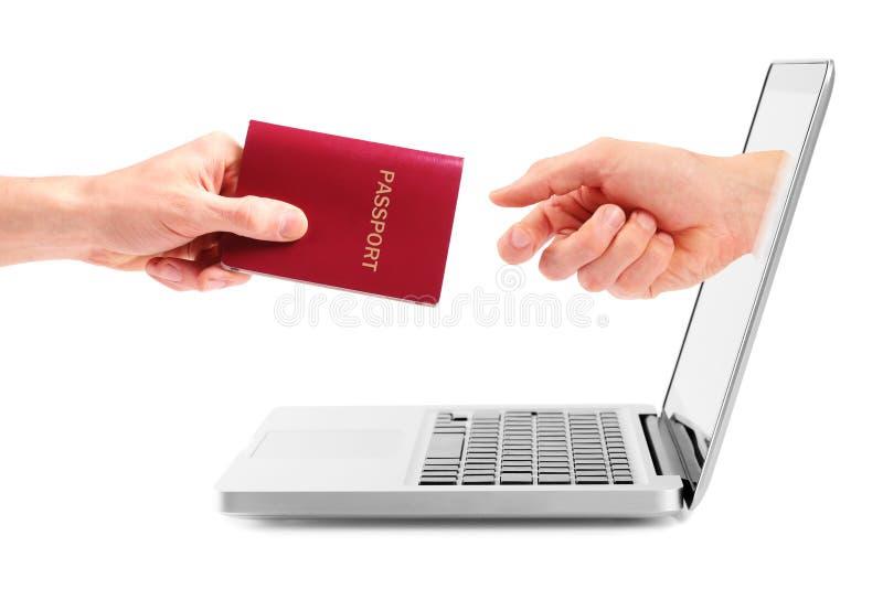 数据互联网证券 库存照片