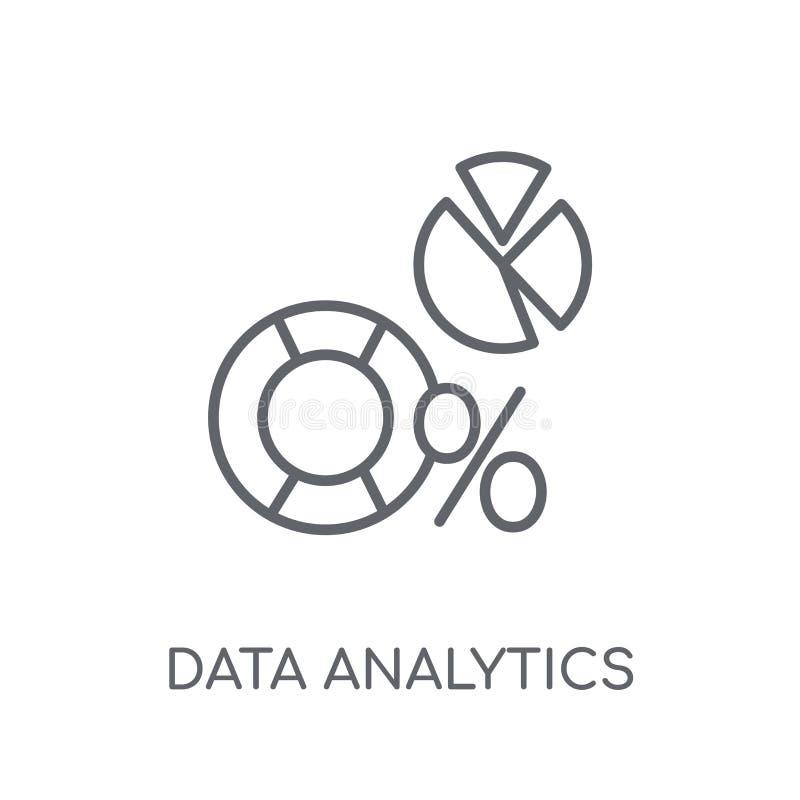 数据逻辑分析方法线性象 现代概述数据逻辑分析方法商标c 皇族释放例证