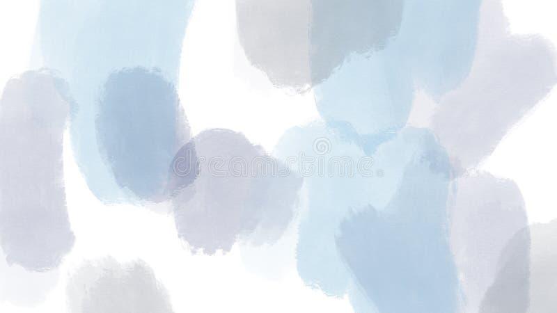 整个银幕的织地不很细抽象刷子冲程涂抹背景 库存图片
