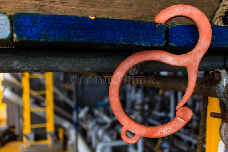 整洁的水管&的缆绳 免版税图库摄影