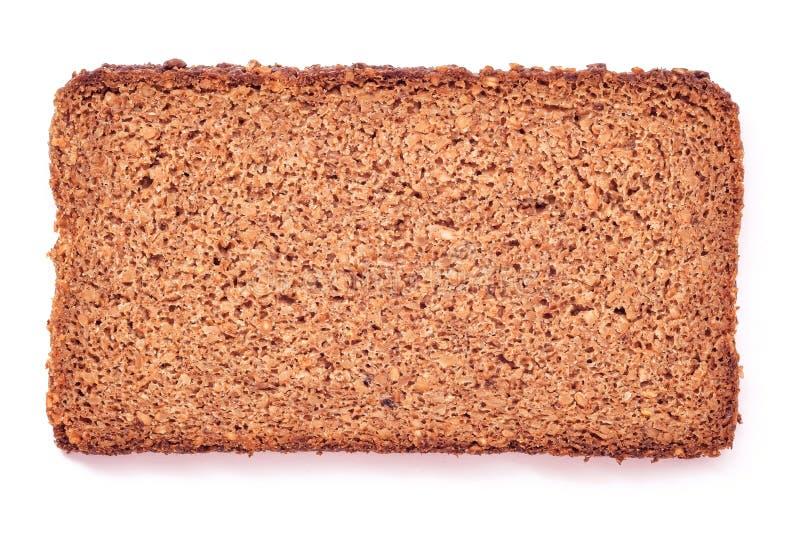 整粒面包切片 免版税库存图片