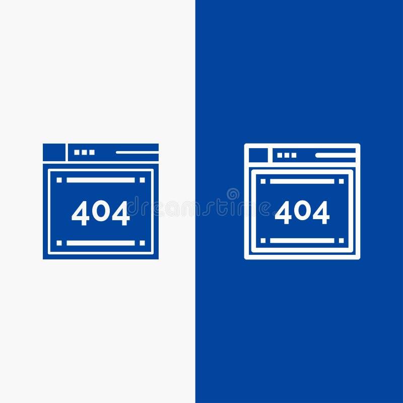 文件,计算,代码、记码区和纵的沟纹坚实象蓝色横幅 皇族释放例证