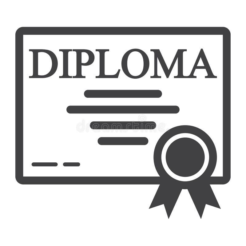 文凭线象、教育和证明, 皇族释放例证
