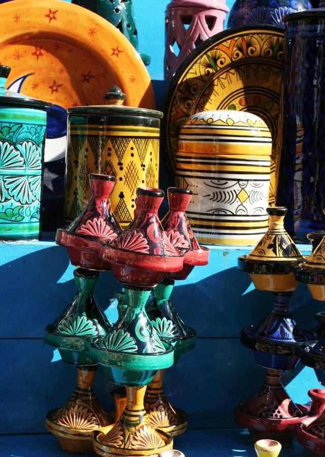 文化摩洛哥人 库存图片