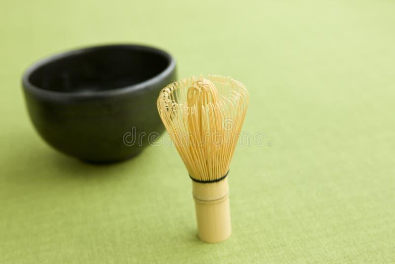 文化日本人茶 库存图片