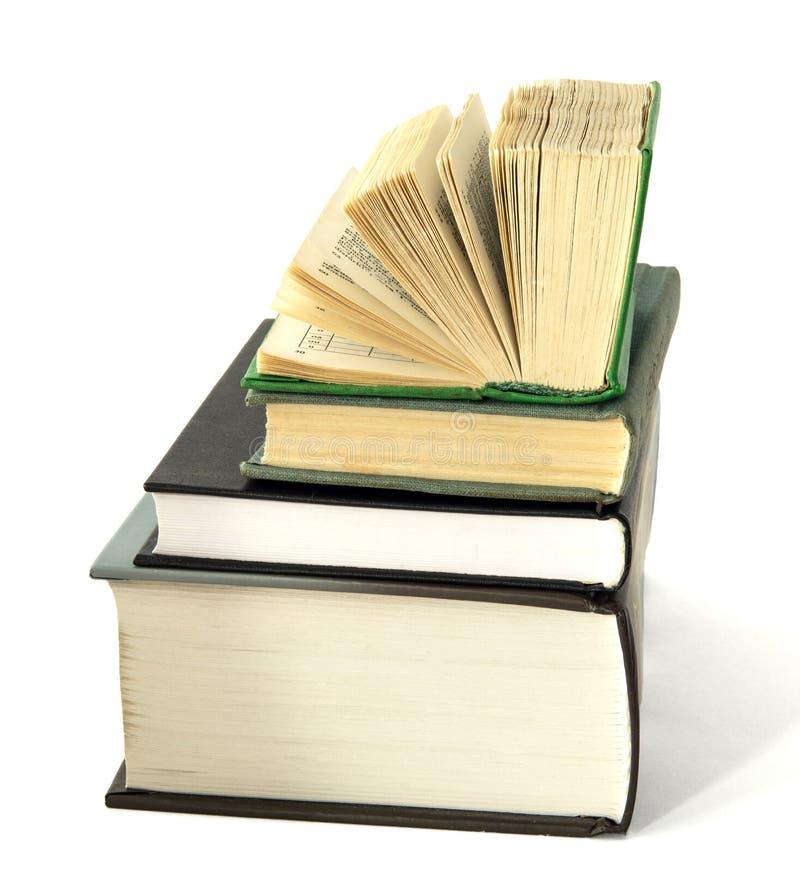 文学的翻译的字典 库存照片