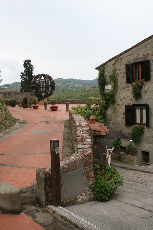 文西,意大利 免版税库存图片
