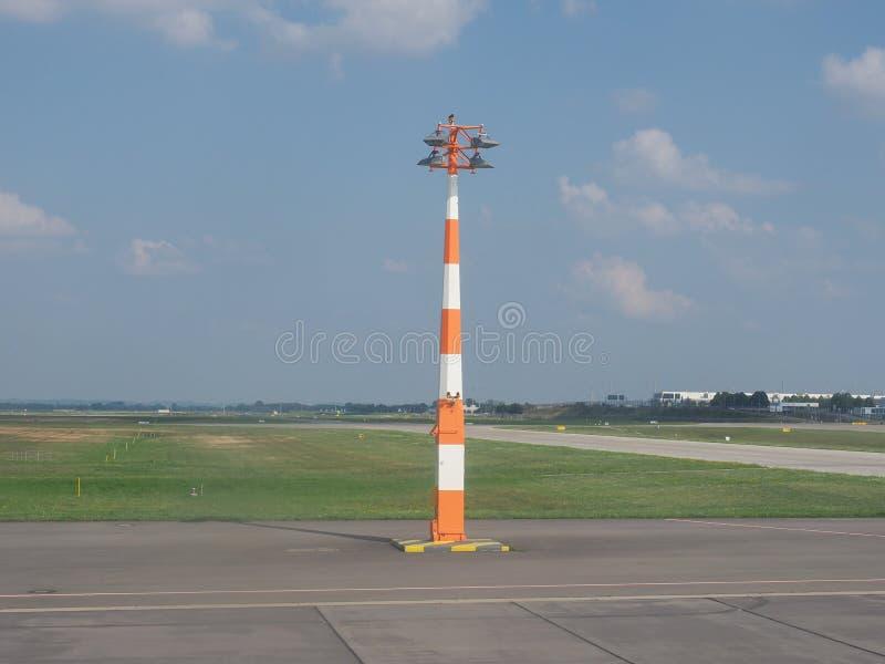 文辰机场 库存图片