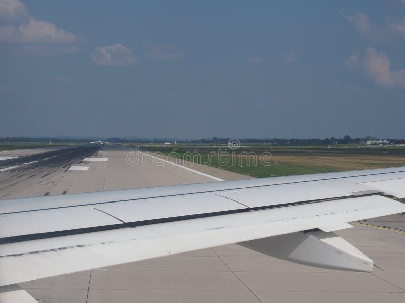 文辰机场 库存照片