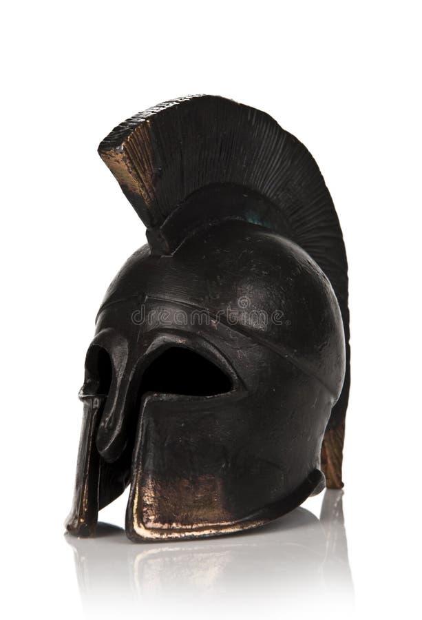 斯巴达的盔甲 库存照片