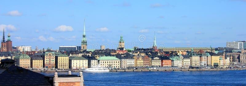 斯德哥尔摩 库存图片
