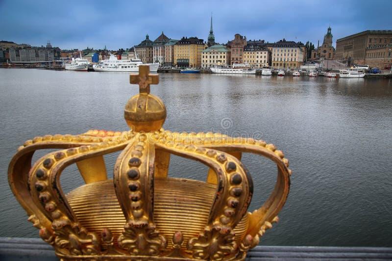 斯德哥尔摩,瑞典 库存照片