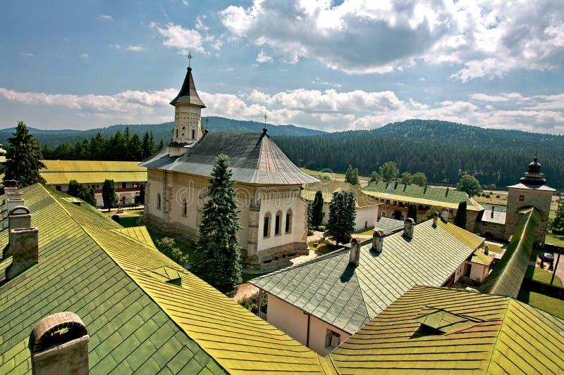 斯拉蒂纳修道院 库存图片