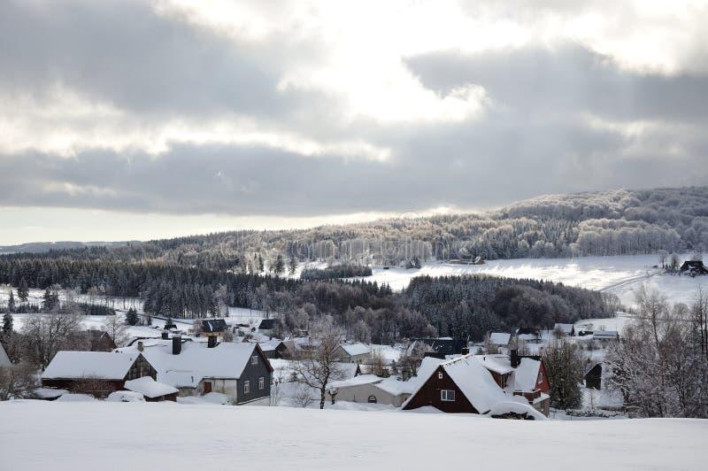 斯诺伊厄尔士山脉 免版税图库摄影