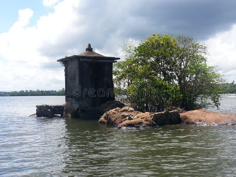 斯里南卡 免版税库存照片