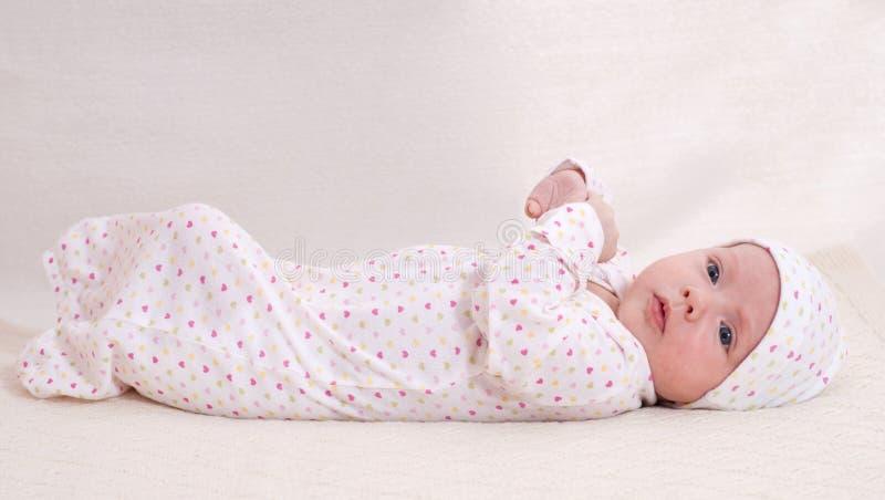 新出生 免版税库存照片