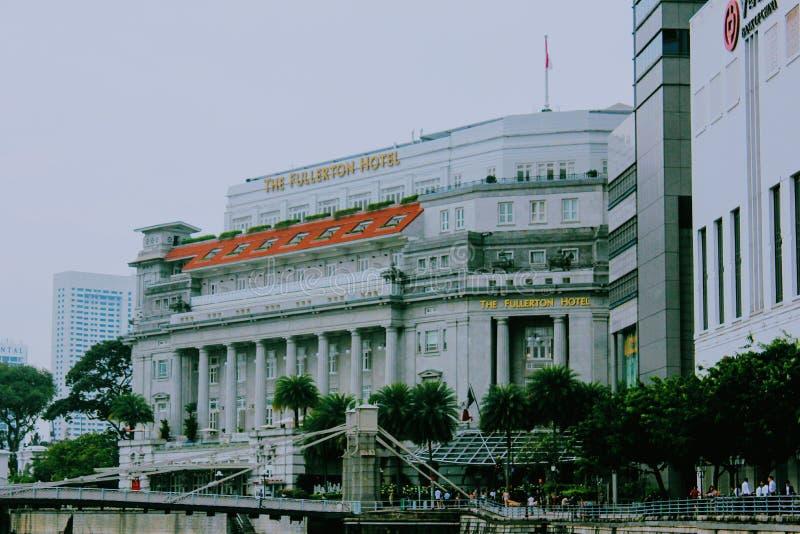 新加坡奇迹  免版税库存图片
