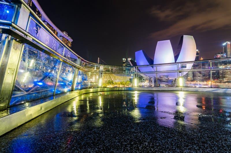 新加坡街市科技馆如被看见从螺旋艺术.桥梁,拱道.幅v街市攻略三图片