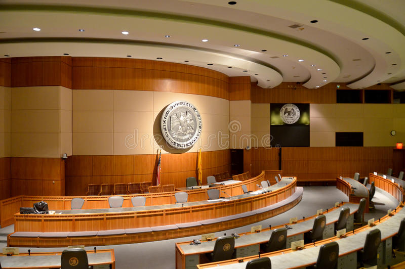 新墨西哥参议院  库存图片