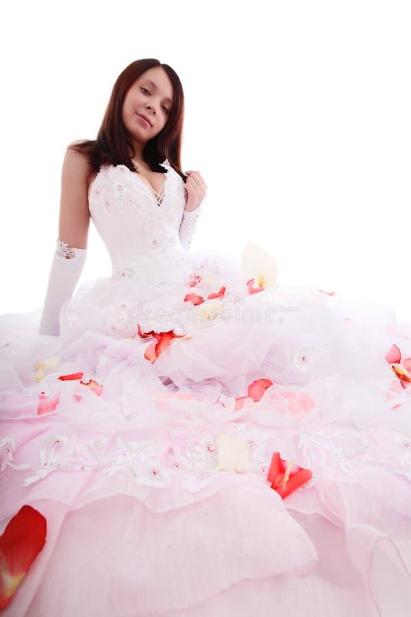 新娘传统 库存照片