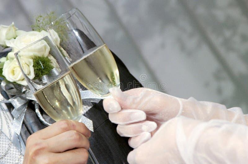 新娘图象 免版税库存图片