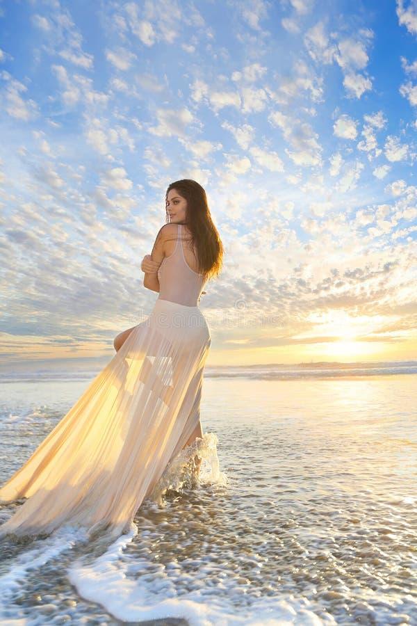 新娘塑造 免版税图库摄影