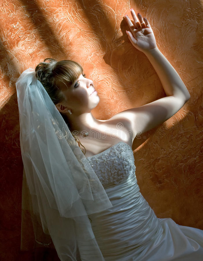 新娘婚礼 图库摄影