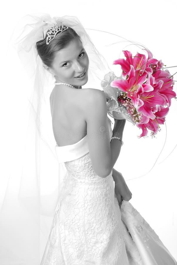新娘年轻人 图库摄影