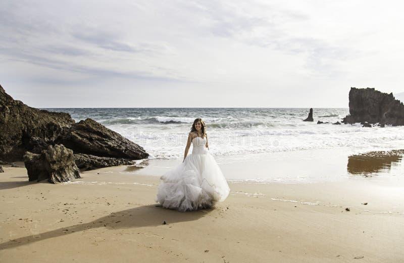 新娘海岸 库存图片