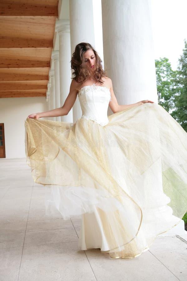 新娘舞蹈 免版税库存图片