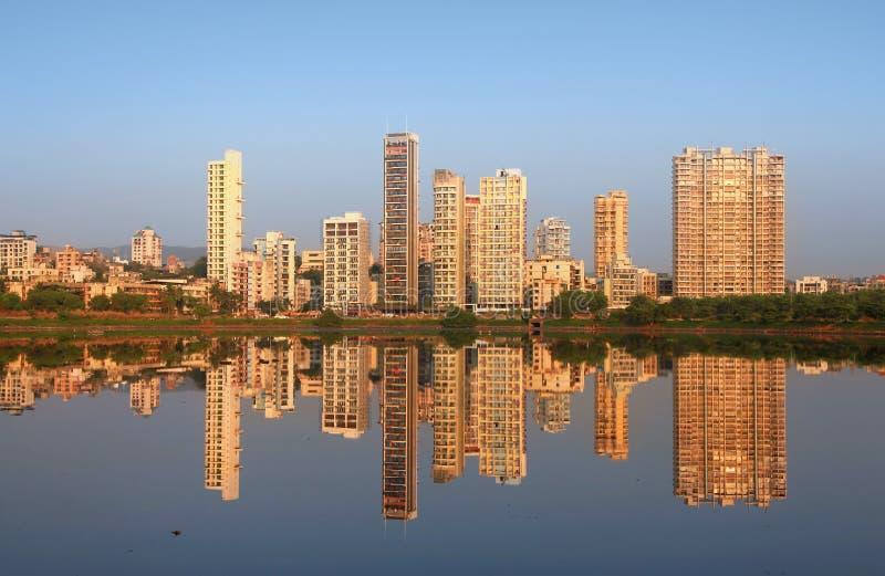 新孟买 库存照片