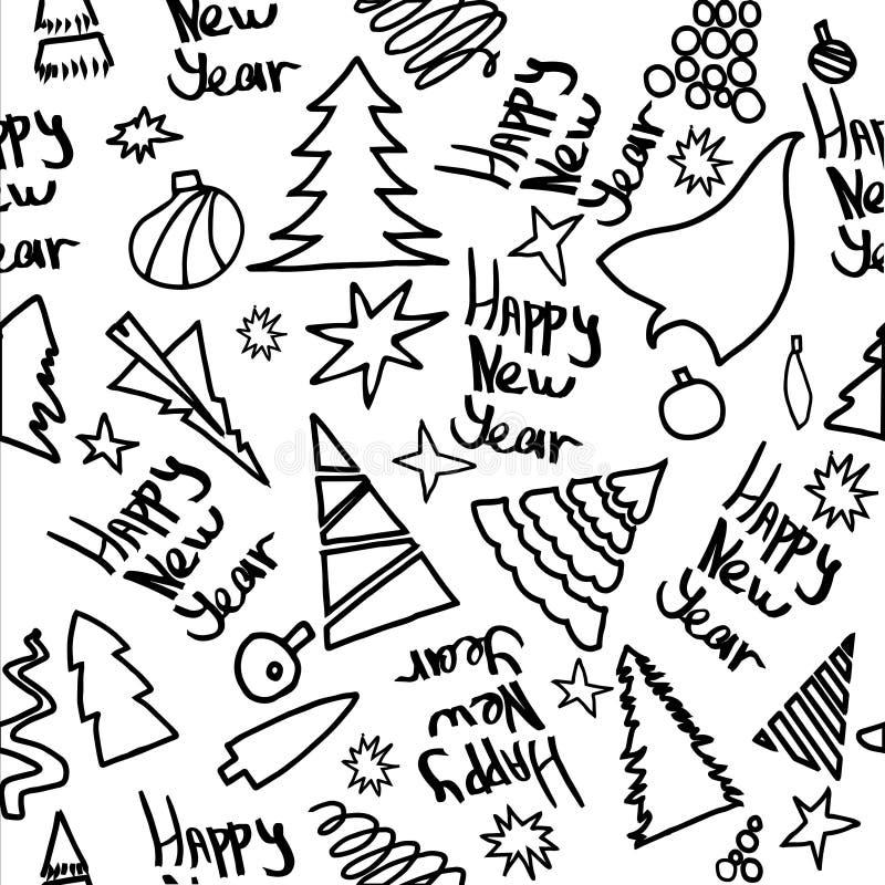 新年好快活的cristmas 2019年. 午夜, 看板卡.