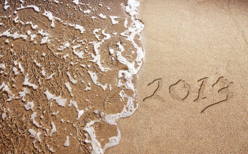新年度2013年来 图库摄影