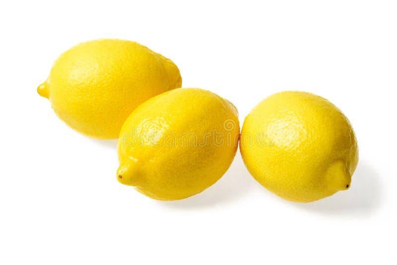 新柠檬黄色 免版税库存图片