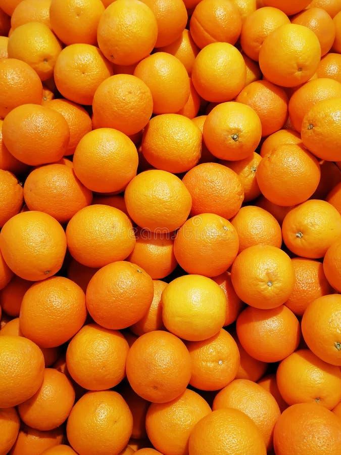 新橘子纹理 背景texure 库存图片