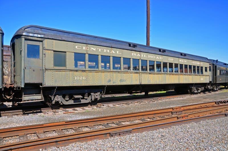 新泽西客车,斯克兰顿,PA,美国 库存照片