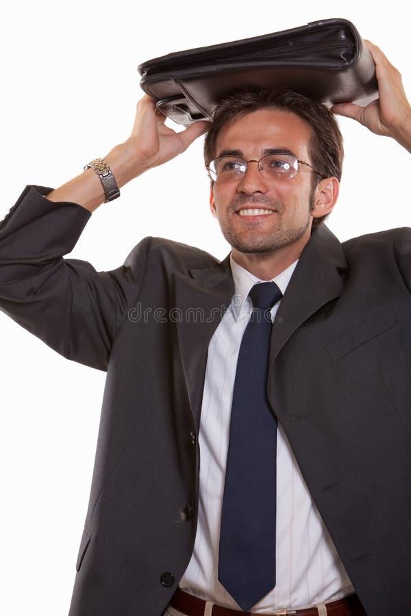 新深色头发的英俊的人的二十 库存图片