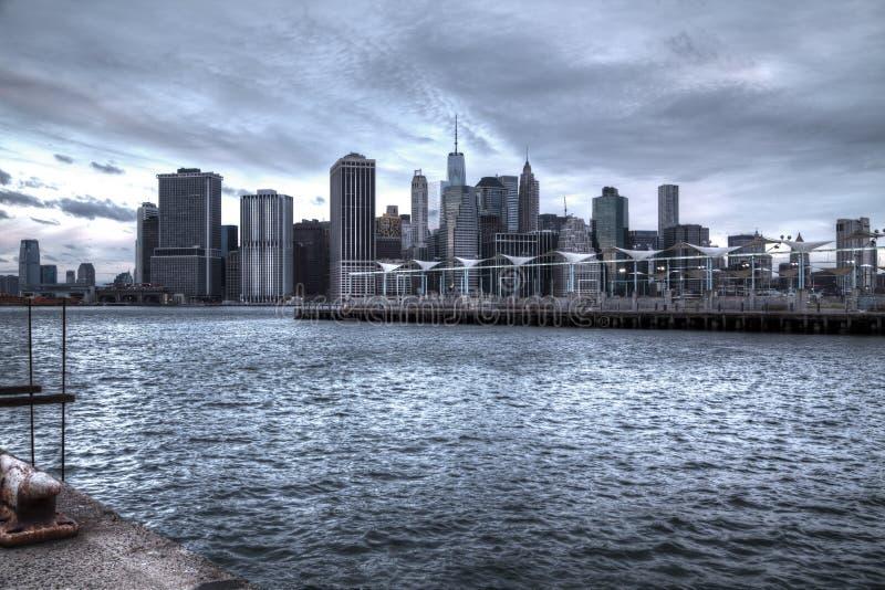 新的世界贸易中心 图库摄影