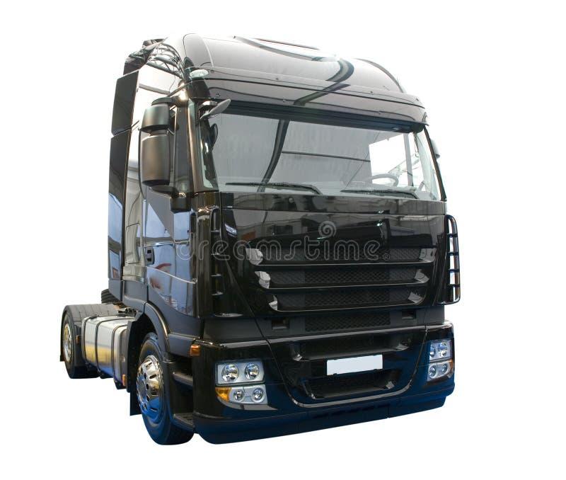 新的卡车 免版税库存照片