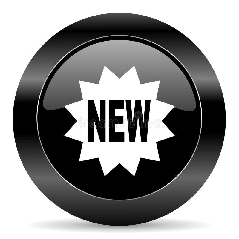 新的图标 免版税图库摄影