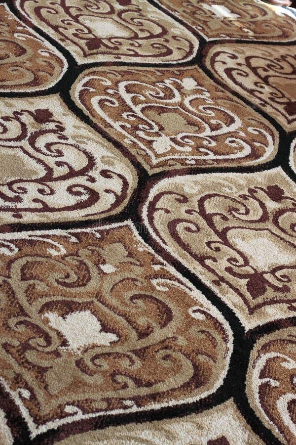 新的地毯家内部   免版税库存图片