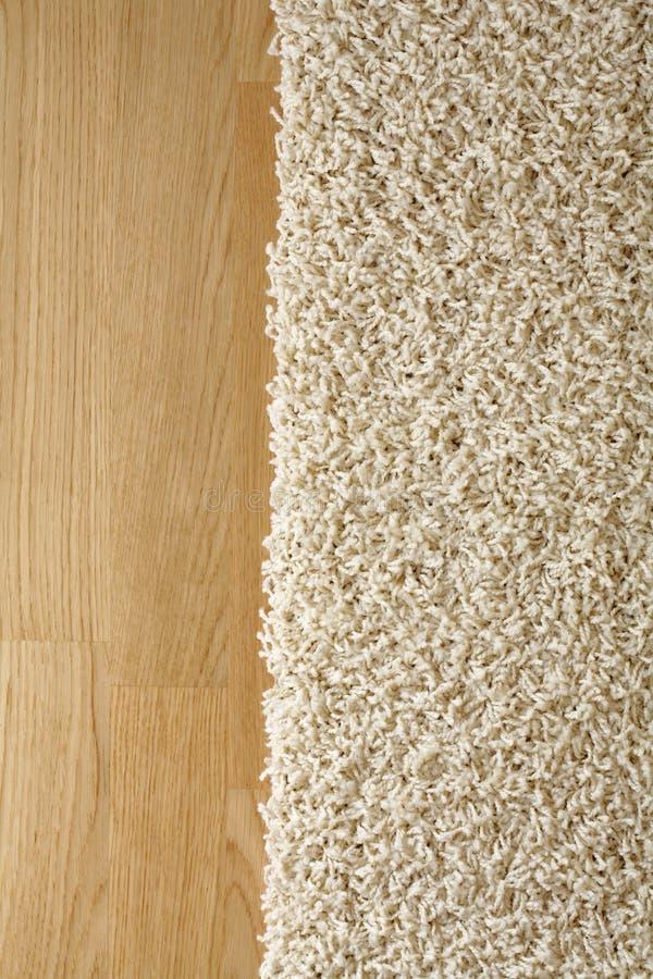新的地毯 免版税库存照片