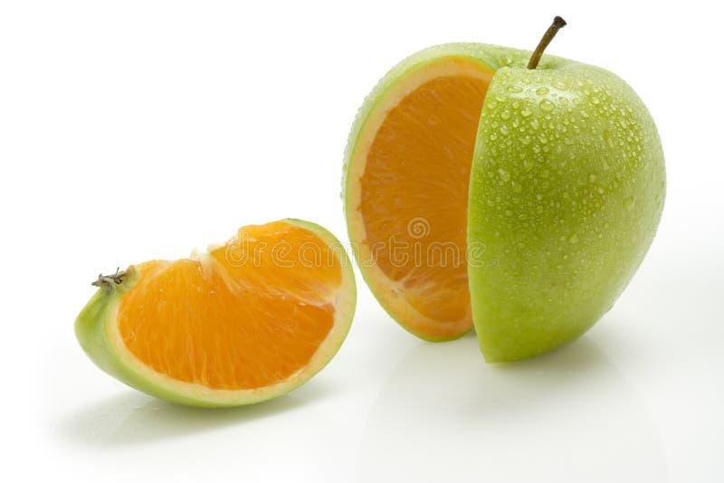 新的果子 免版税图库摄影