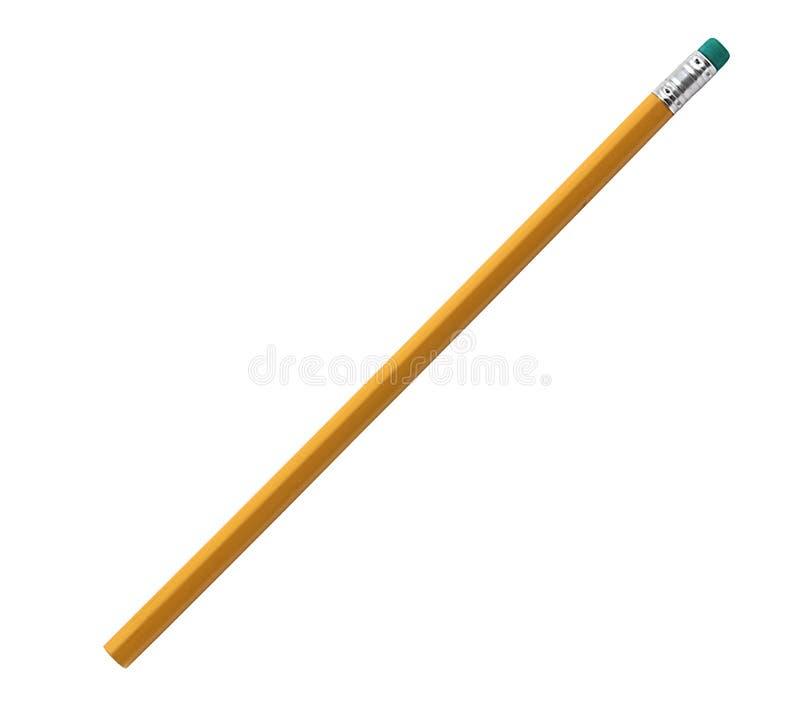 新的铅笔 免版税库存图片