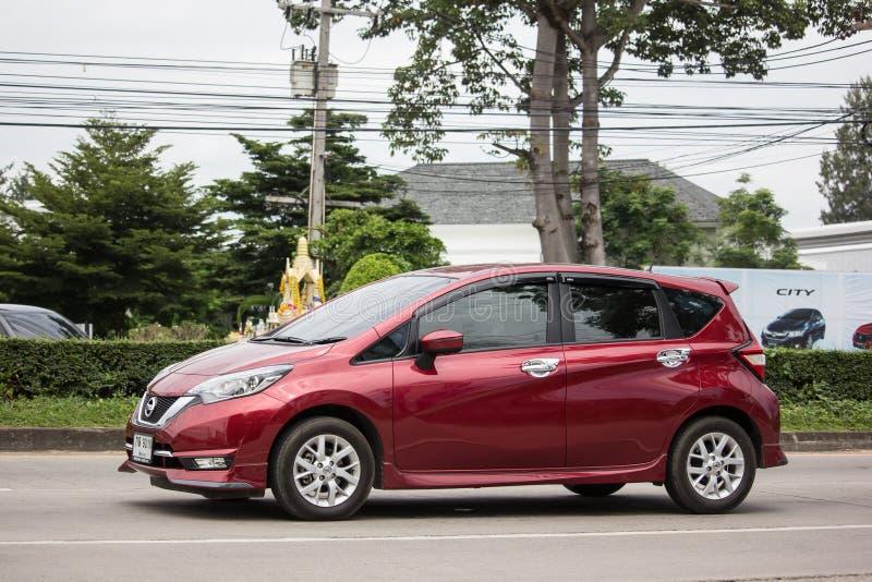 新的Eco汽车日产注意 库存照片