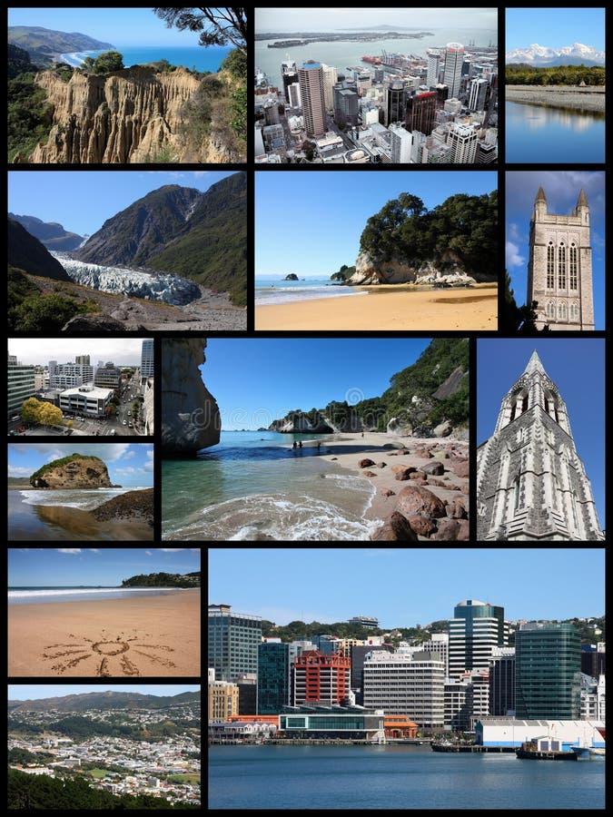新西兰 免版税库存照片