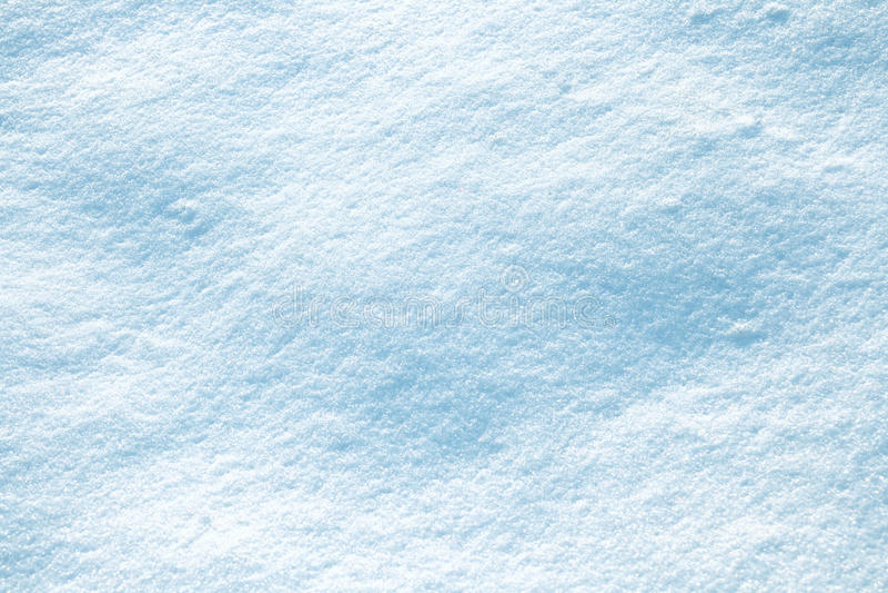 新雪纹理 免版税库存照片