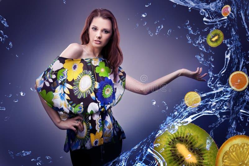 新鲜水果 免版税图库摄影