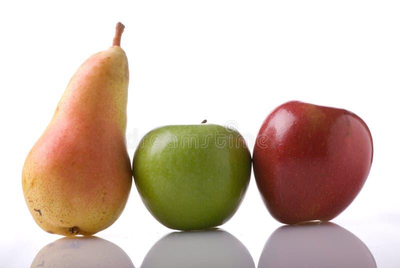 新鲜水果 免版税库存照片